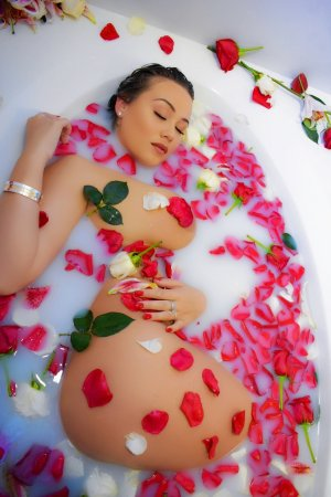 Adiba massage parlor and ebony escort girl