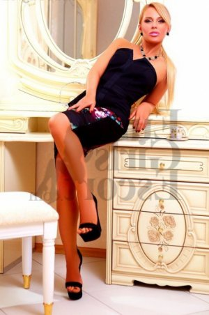 Lisia erotic massage in San Luis